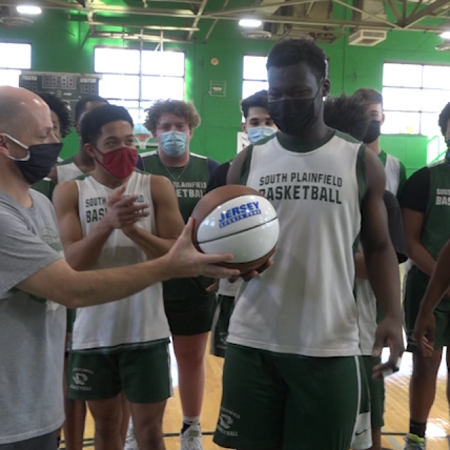 South Plainfield's Moshood Adebule wins Central Jersey Week 5 Game Ball
