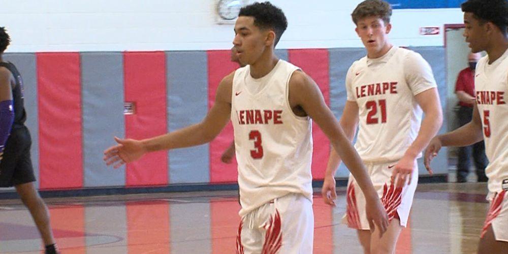 Lenape's Simpson Commits to Rutgers
