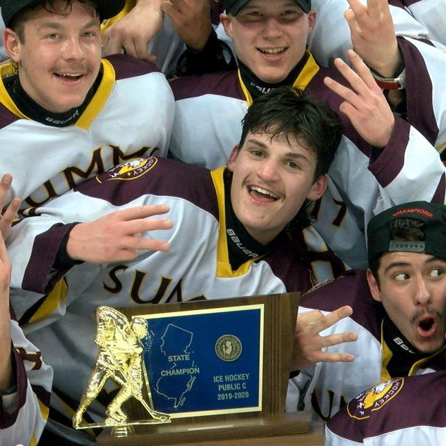 Watch NJSIAA Hockey State Championships