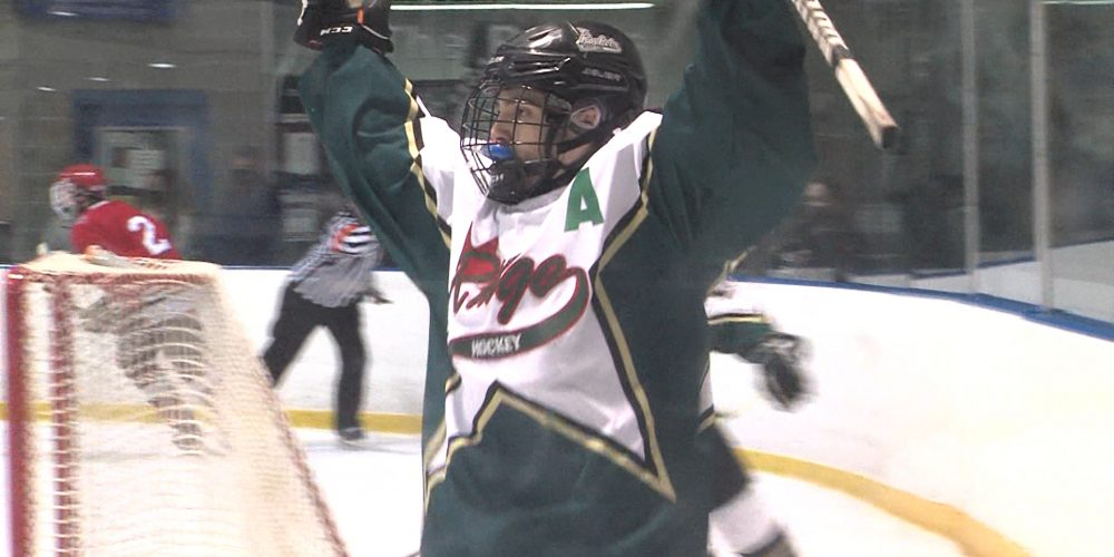 Ridge wraps up 2021 hockey season with Skyland Cup