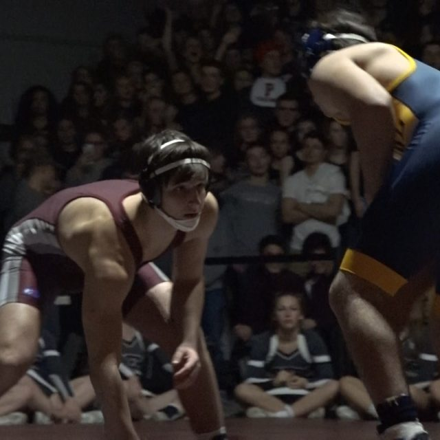 """Phillipsburg Wrestling returns to """"The Pit"""" and Defeats Del Val 64-6"""