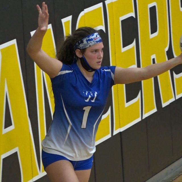 Williamstown Volleyball Hands SJV First Loss