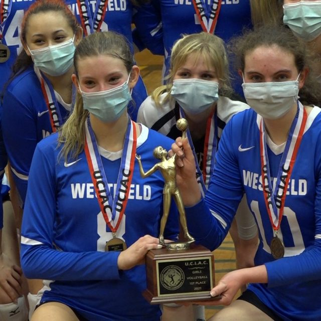 Westfield Volleyball Takes Union County Final