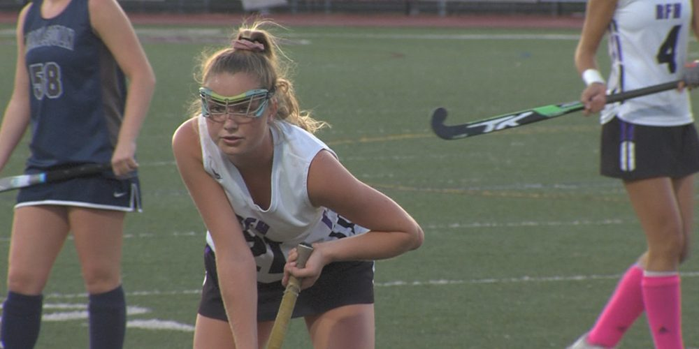 Maguire, McCooey score hat tricks to get RFH field hockey 10th win