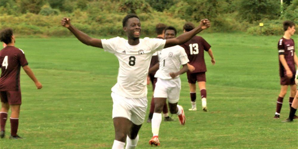 Neptune wins sixth straight boys soccer match
