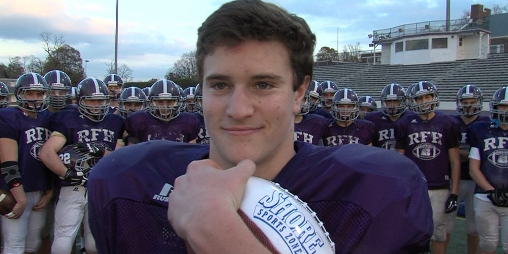RFH and Middletown North earn SSZ Game Balls