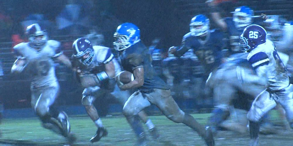 Shore braves elements to blank RFH