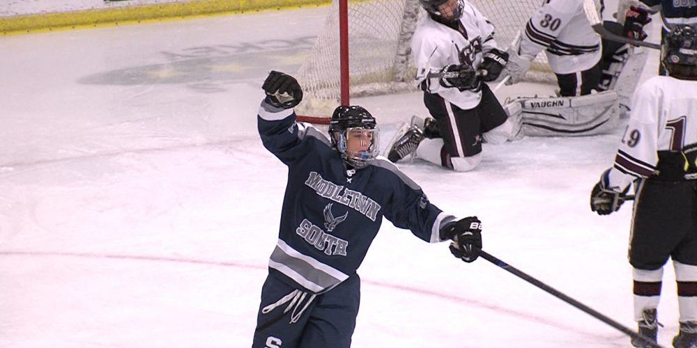 Eagles outlast RBR on the ice