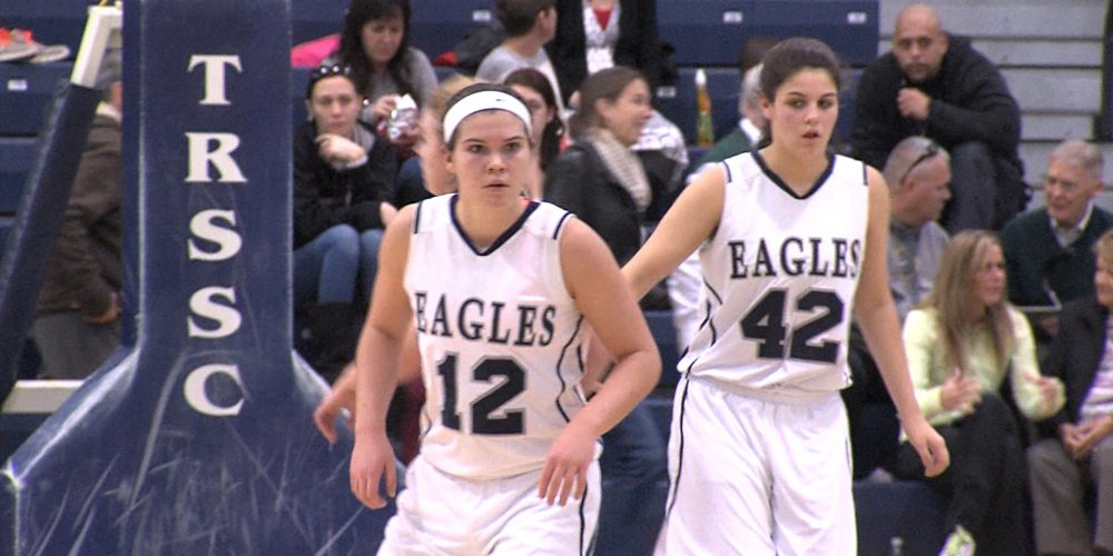 Lady Eagles advance down two starters