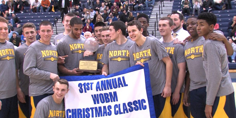 Nyisztor's triples gives TRN a holiday title