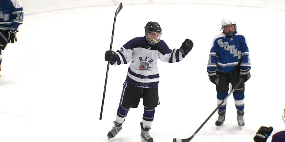 Ban's seven points leads RFH to ice win