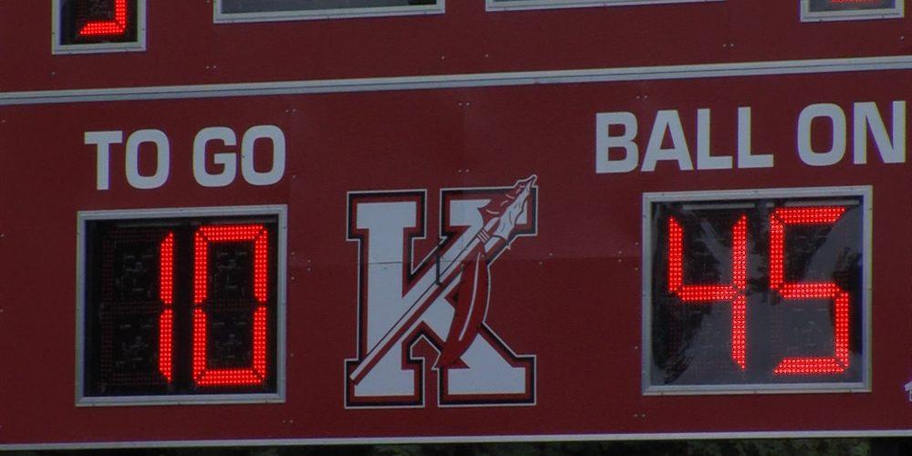 SSZ High School Football Playoff Scoreboard