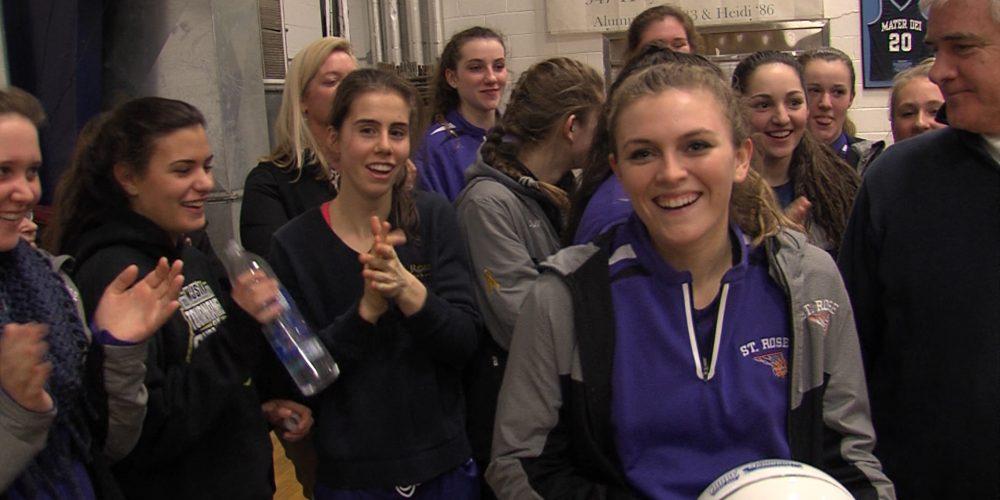 Kat Phipps earns first SSZ girls hoops Game Ball