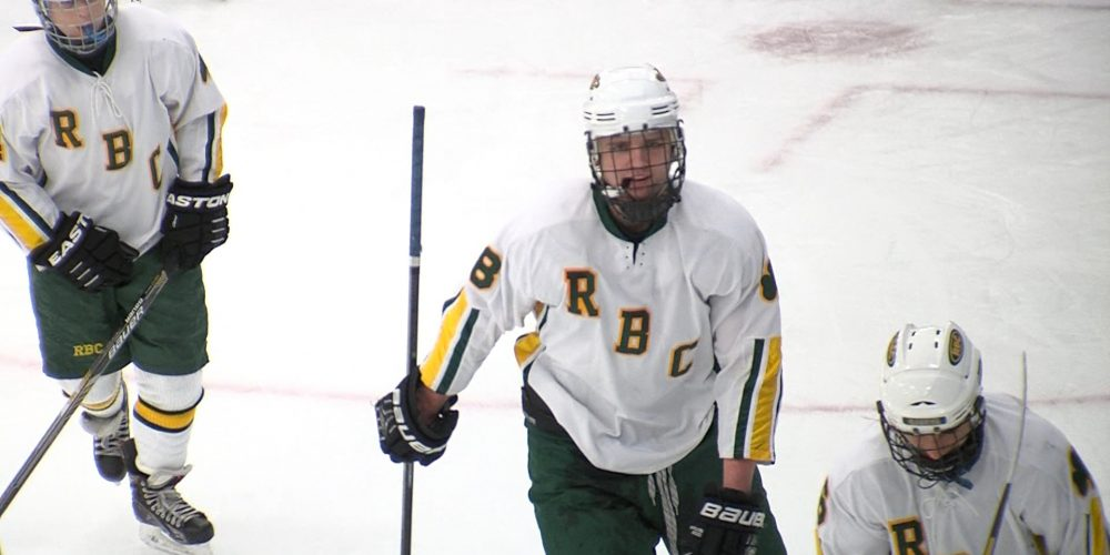 RBC's Hoey notches 100th career point
