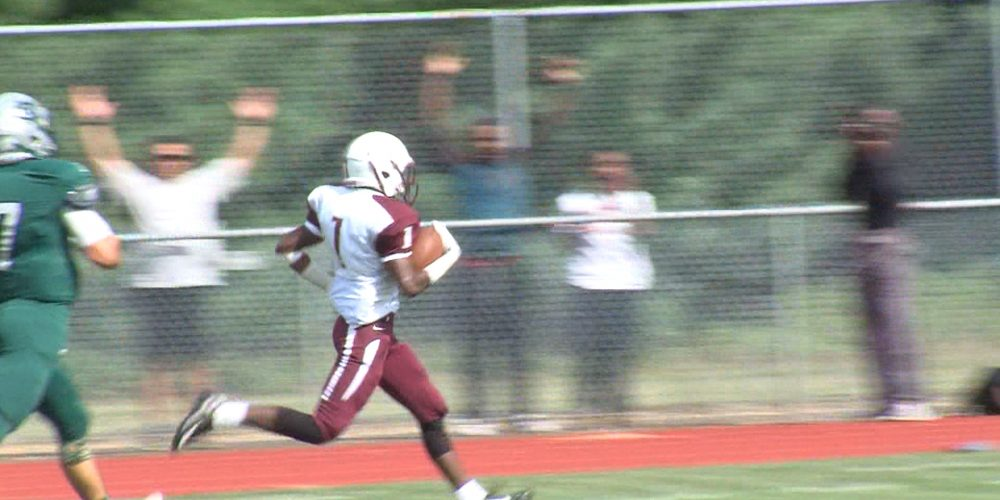 RBR's Mitchell pick six voted Top Play of Week Two