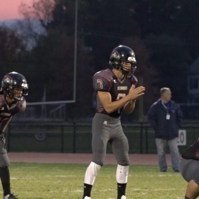 Watch Princeton 0 Allentown 29 Week 9 highlights