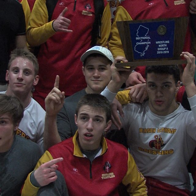 Watch Friday 2.8 JSZ Sectional Final Wrestling  Highlights