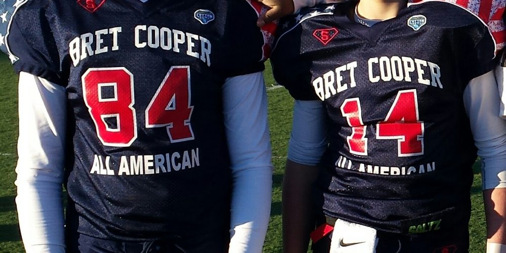 Rich's Blog: Saluting two future HS football stars