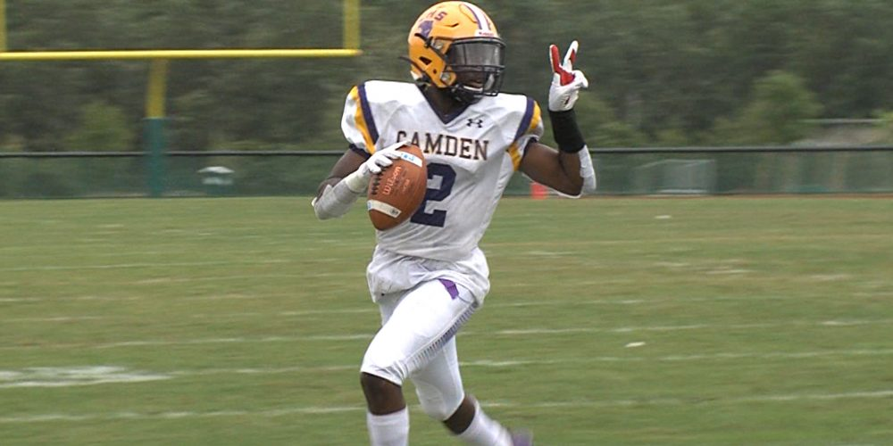 Camden's Chestnut Commits to Syracuse