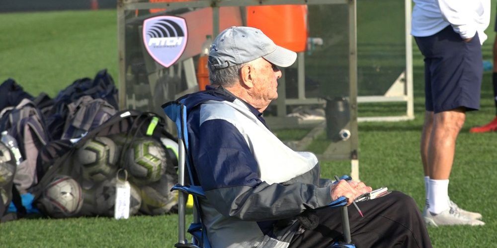 Pingry's Miller Bugliari sets new Boys Soccer all-time wins milestone