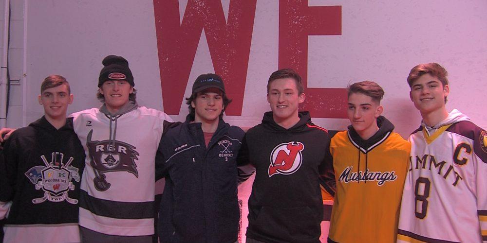 NJ Devils Honor JSZ's Top January Hockey Goals