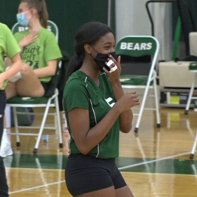 East Brunswick Volleyball Blanks Colonia