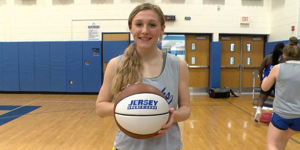 Warren Hills' Heather Laffan Wins JSZ North Jersey Game Ball