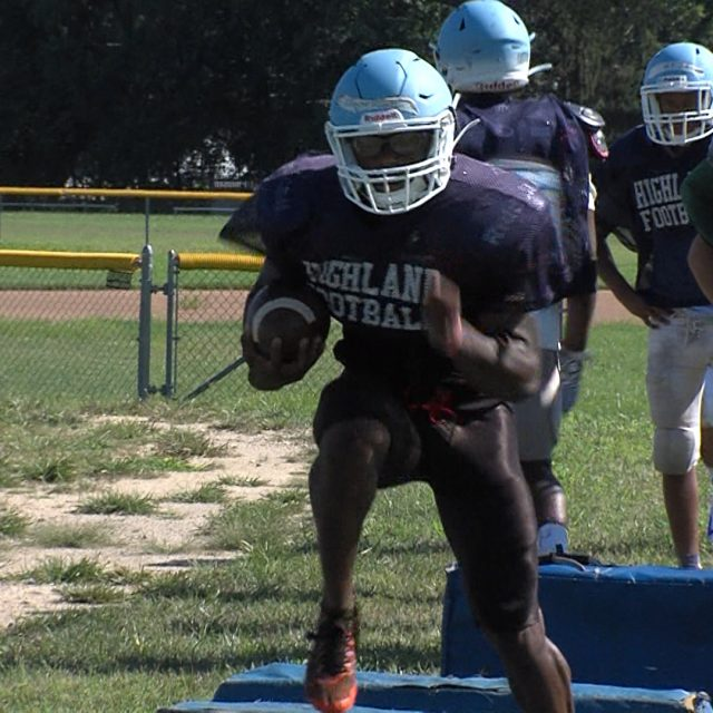 High Hopes for Highland; Tartans Seeking Sectional Title