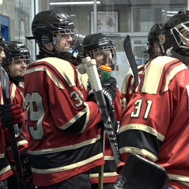 Watch Friday 1.15 JSZ Ice Hockey Highlights