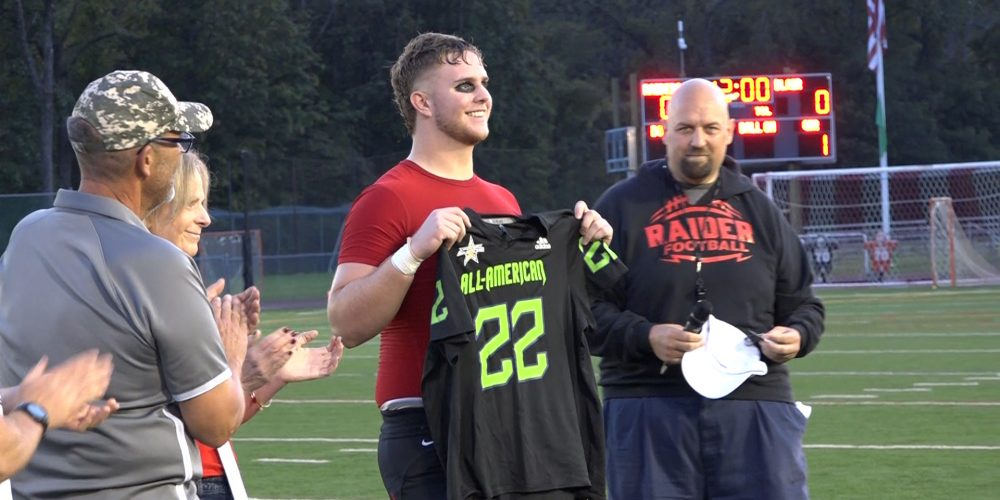 Jacob Allen is ready for 2022 All-American Bowl