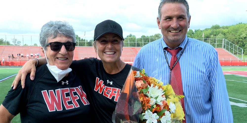 History at West Essex: Jill Cosse Wins 500th Career Game