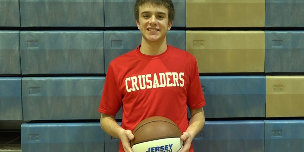 Delsea's Jimmy Reilly Wins NJM Insurance JSZ South Jersey Game Ball