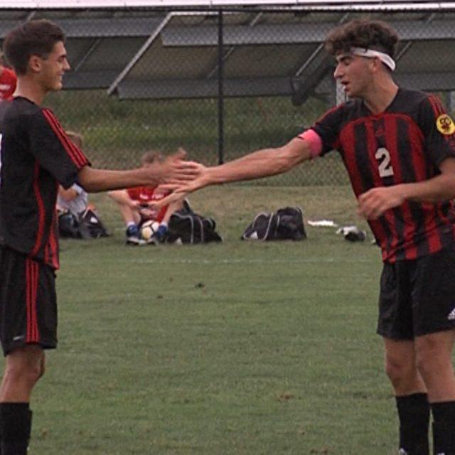 Watch Monday 9.9 JSZ Boys Soccer Highlights