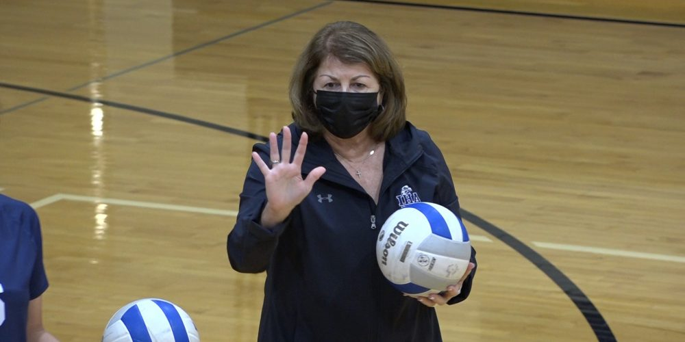 Immaculate Heart volleyball remains perfect in 2021