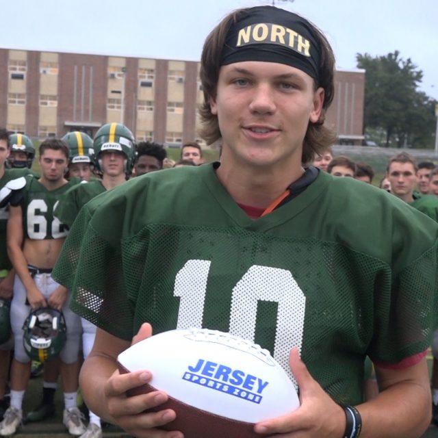 Courtney's Week 1 Game Ball Winner – Matt Busher