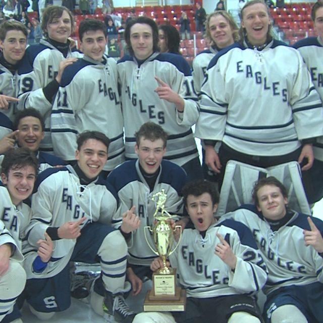 Watch Tuesday 2.4 JSZ Hockey Highlights