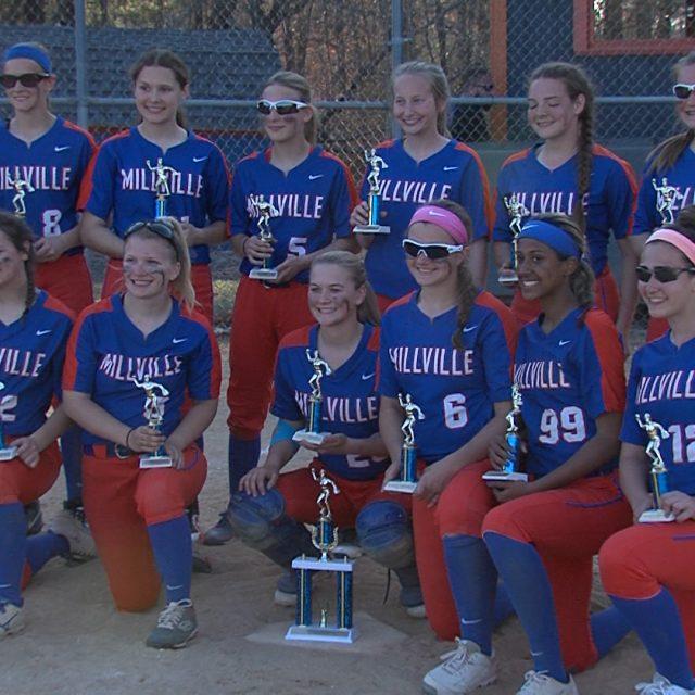 Millville Wins Ron Vinick Softball Tournament