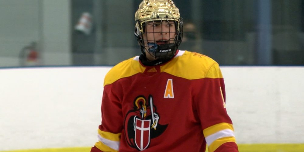 Watch Friday 2.5 JSZ Ice Hockey Highlights