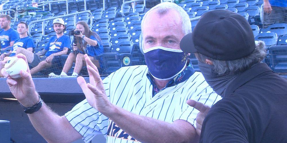 Gov. Murphy Hopeful For Safe Return to NJ HS Sports
