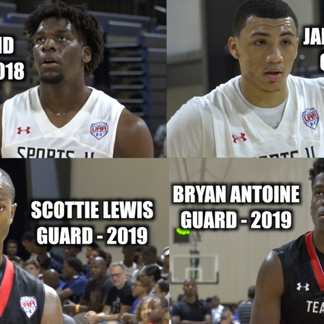 Jersey's Top Recruits Shine on AAU Circuit