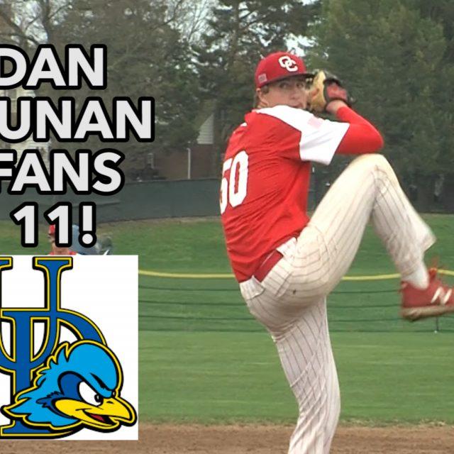 Watch JSZ Baseball Highlights from 4.19