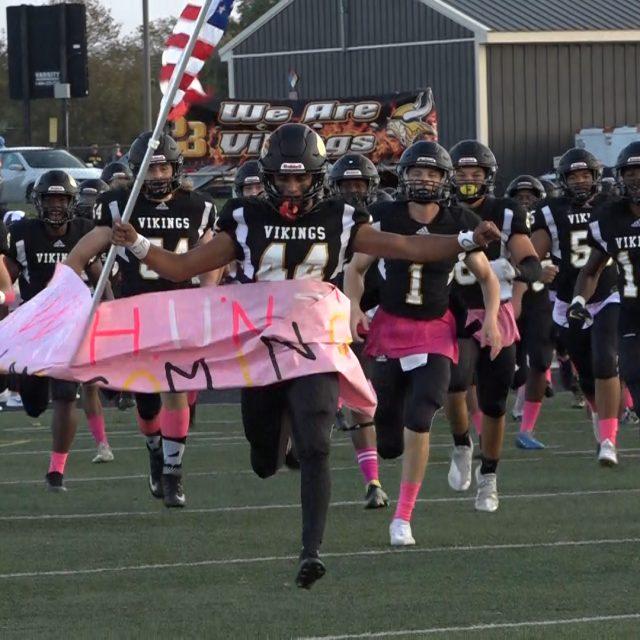 South Brunswick wins big on Homecoming weekend