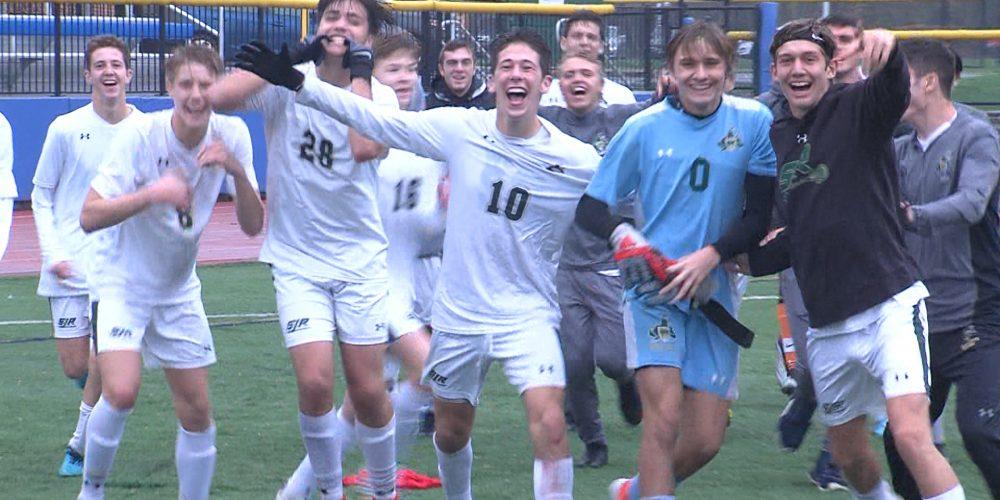 Watch Tuesday 10.29 JSZ Boys Playoff Soccer Highlights