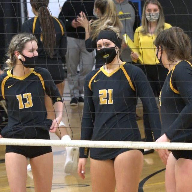 St. John Vianney Volleyball Advances to Semis