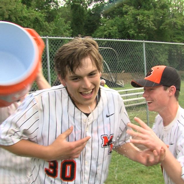 Lions walk-off into round two of state playoffs