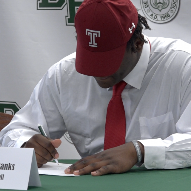 Watch Coverage of First Ever Early Signing Day on JSZ