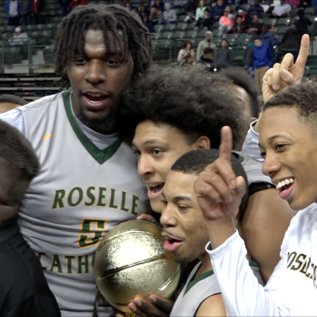 Naz Reid Powers Roselle Catholic to 3rd TOC Title in 6 Years – Watch Highlights on JSZ