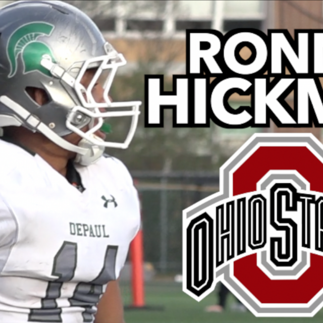 DePaul's Ronnie Hickman Commits to Ohio State – Watch Highlights on JSZ