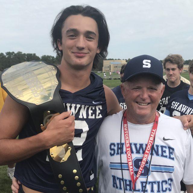 Shawnee's Nate Summerville Wins JSZ Week 3 Top Play Belt