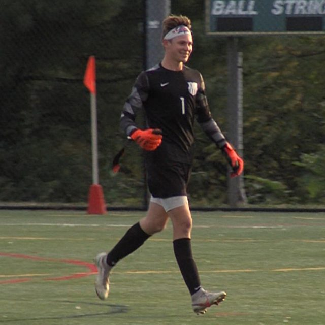Sterling Notches 13th Straight Shutout